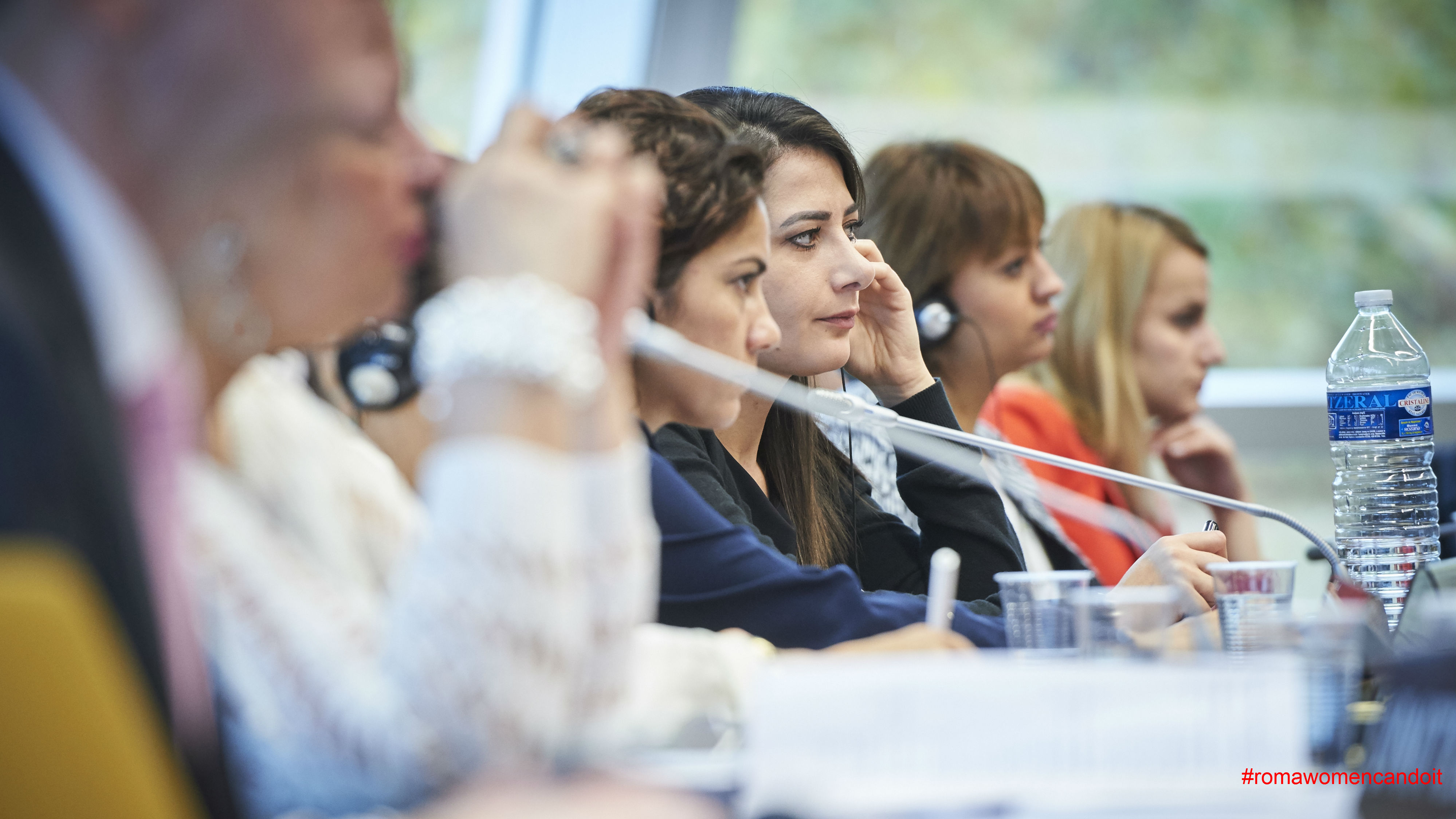 Empowering Roma And Traveller Women And Girls To Access Leadership